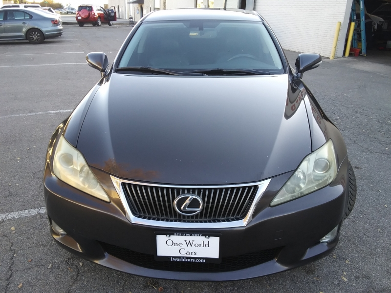 Lexus IS 350 FX NAV/B.UP CAM 2010 price $10,995 Cash