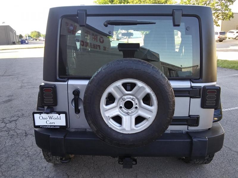 Jeep Wrangler RHD 2013 price $20,495 Cash
