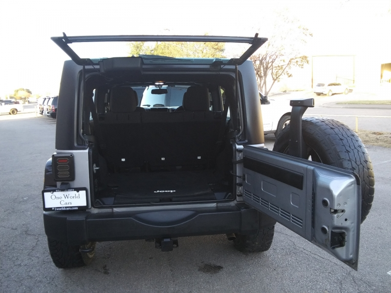 Jeep Wrangler RHD 2013 price $22,995 Cash