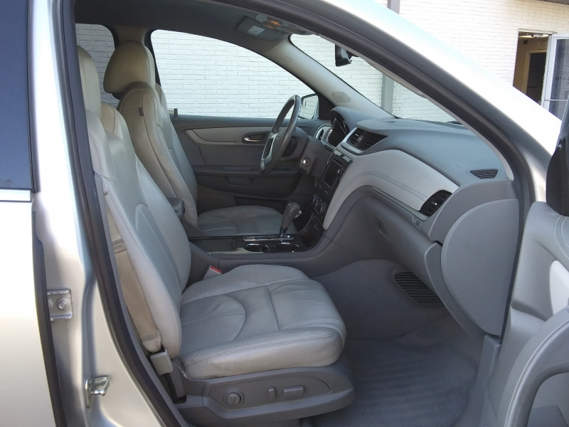 Chevrolet Traverse LT Leather 1 Owner 2013 price $11,495 Cash