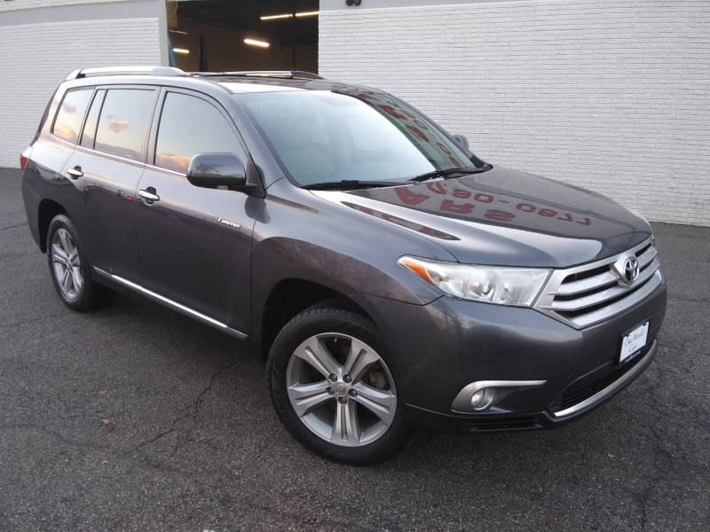 Toyota Highlander Limited 2012 price $14,495 Cash