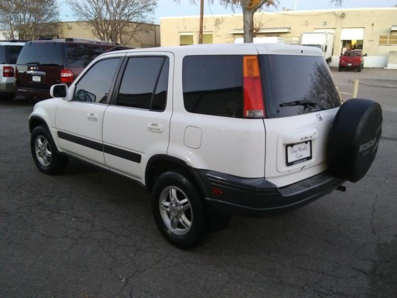 Honda CR-V EX AWD 1999 price $3,995 Cash