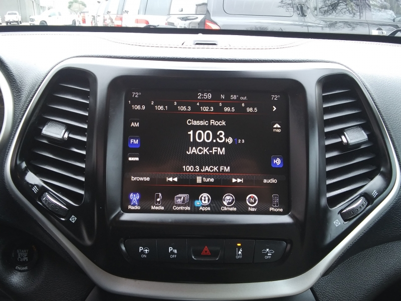 Jeep Cherokee 4WD Limited 2015 price $12,495 Cash