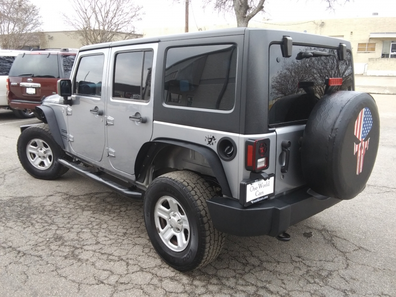Jeep Wrangler RHD 2014 price $28,995 Cash
