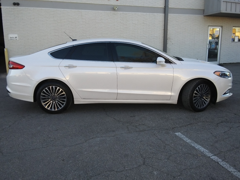 Ford Fusion SE 1 Owner NAV Leather 2017 price $12,995 Cash