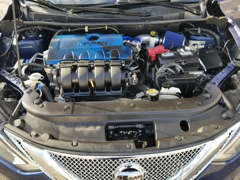 Nissan Sentra SV 1-OWNER 2018 price $8,995 Cash