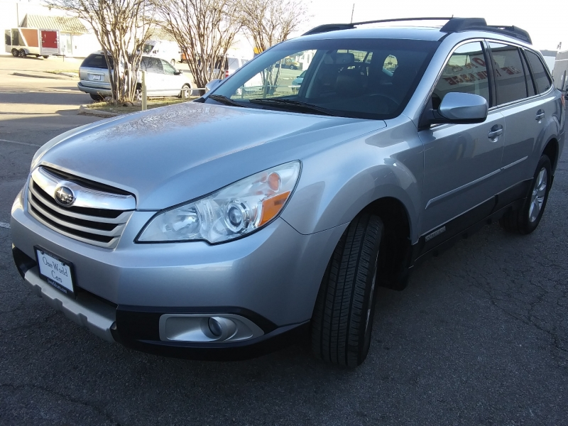 Subaru Outback Limited 1 Owner 2012 price $10,995 Cash