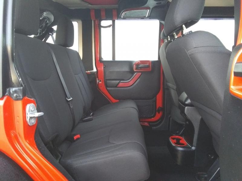Jeep Wrangler RHD 1 Owner 2016 price $29,995 Cash