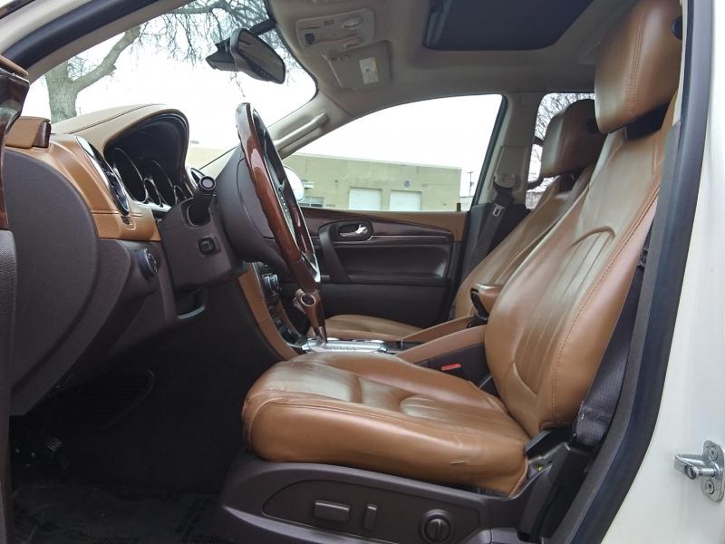 Buick Enclave NAV DVD 1 Owner 2014 price $11,995 Cash