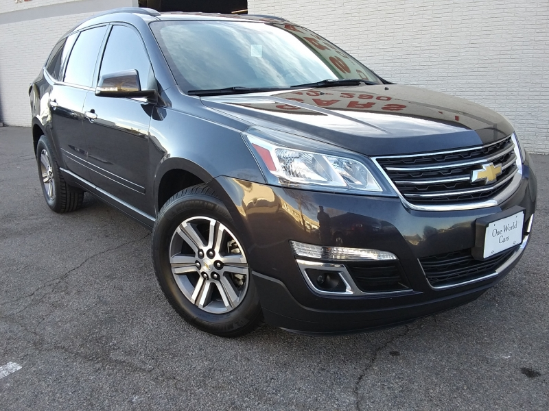Chevrolet Traverse 1LT 1 Owner 2016 price $14,995 Cash