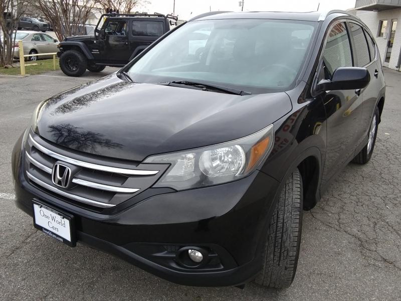 Honda CR-V EX-L NAV ROOF LEATHER 2013 price $11,995 Cash