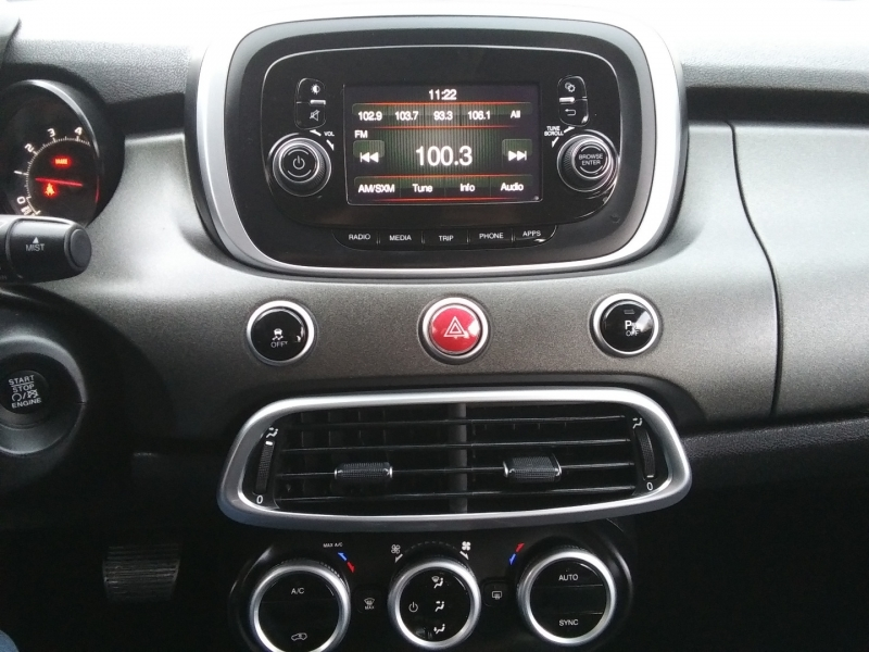 Fiat 500X Trekking 1 Owner 2016 price $14,995 Cash