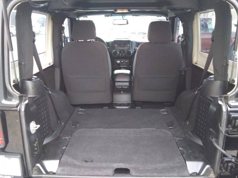 Jeep Wrangler 4WD Manual 2013 price $17,995 Cash