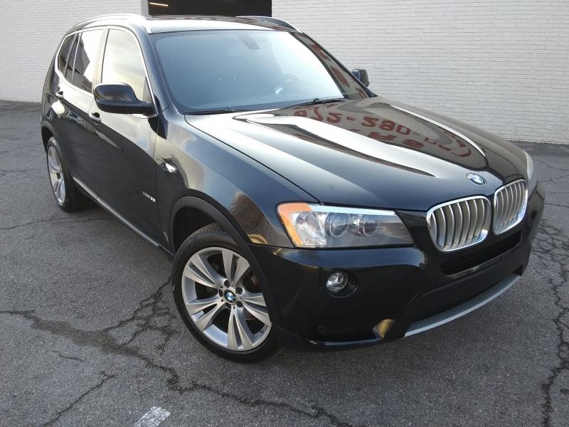 BMW X3 AWD XDrive35i NAV 2013 price $11,995 Cash