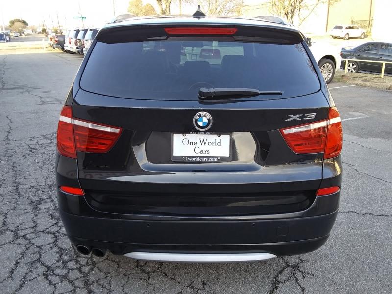 BMW X3 AWD XDrive35i NAV 2013 price $10,995 Cash