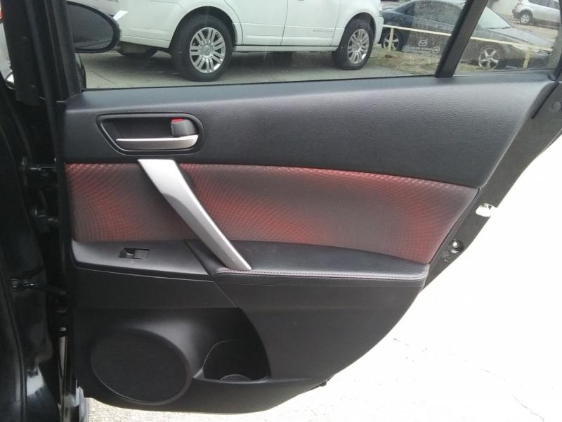 Mazda Mazda Speed3 NAV Manual 2013 price $13,995 Cash