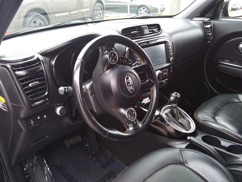 Kia Soul + Nav Leather P.R 1 Owner 2015 price $11,995 Cash
