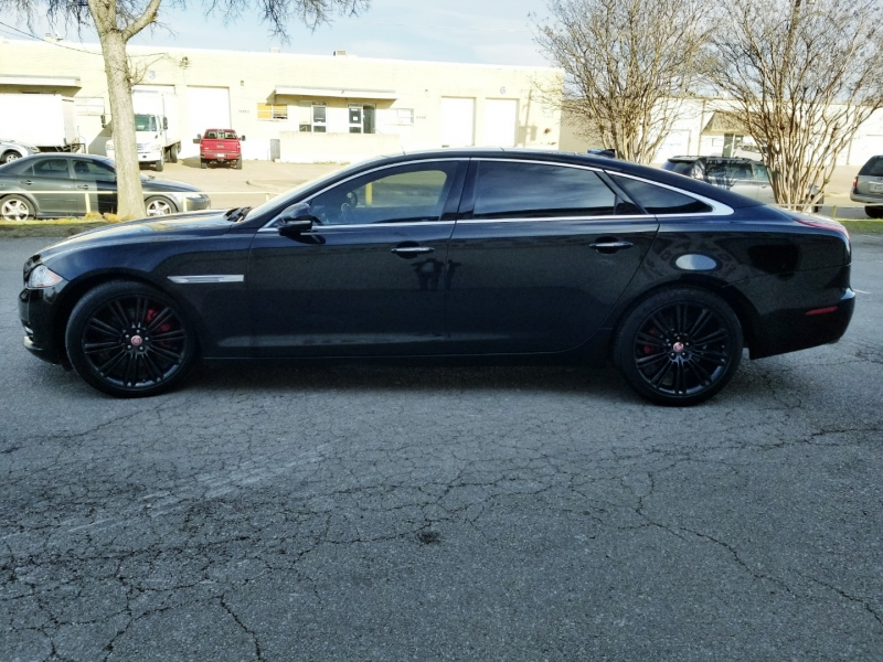 Jaguar XJL Portfolio 2014 price $22,995 Cash