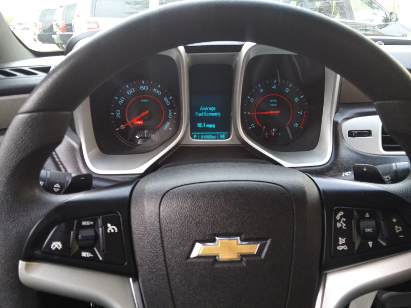 Chevrolet Camaro 2/LS 1 Owner 2014 price $14,495 Cash