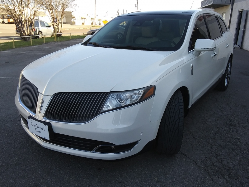 Lincoln MKT AWD E.Boost 1 Owner 2013 price $9,495 Cash