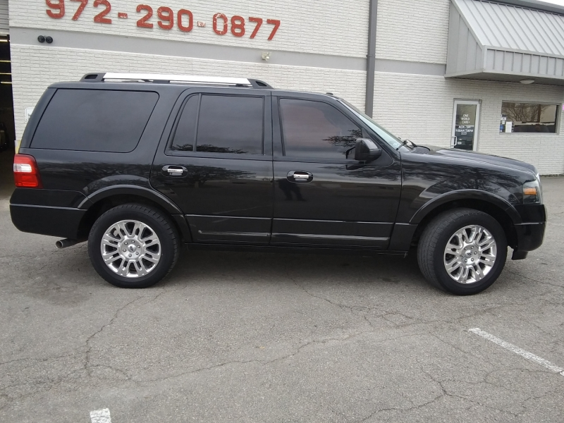 Ford Expedition LIMITED NAV DVD 2012 price $13,995 Cash