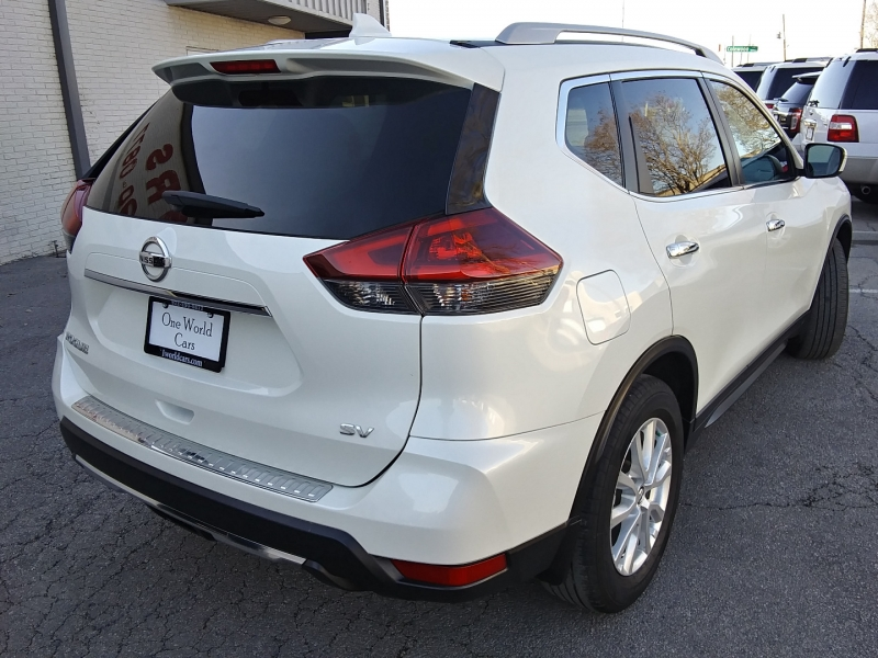 Nissan Rogue SV 1Owner 2018 price $17,495 Cash