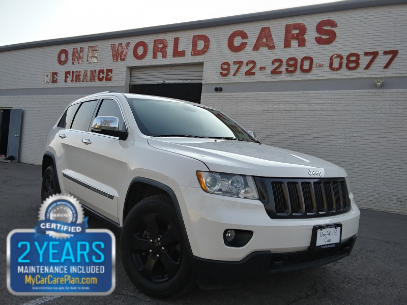 Jeep Grand Cherokee 5.7 4WD Lim 2012 price $13,995 Cash