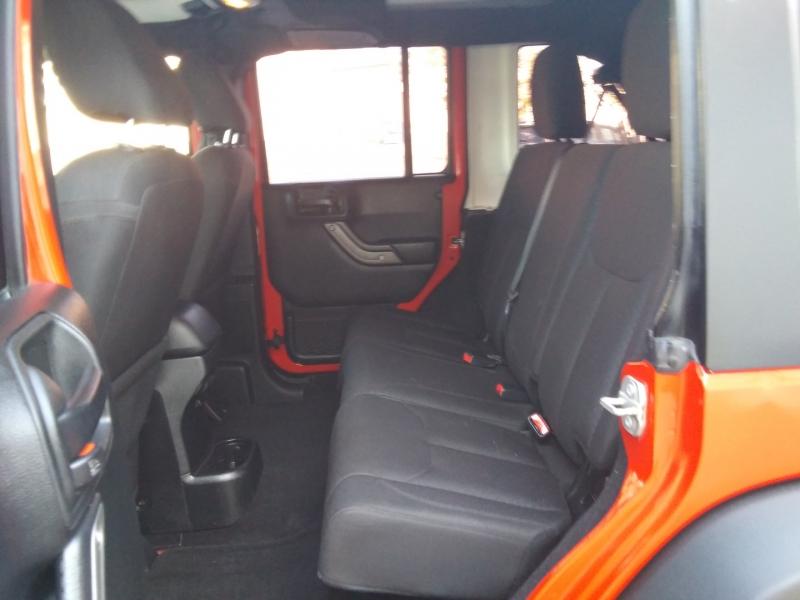Jeep Wrangler Sport RHD 1 Owner 2017 price $31,995 Cash
