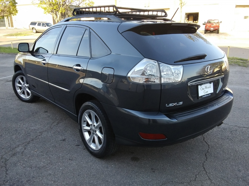 Lexus RX350 Navigation 2008 price $8,995 Cash