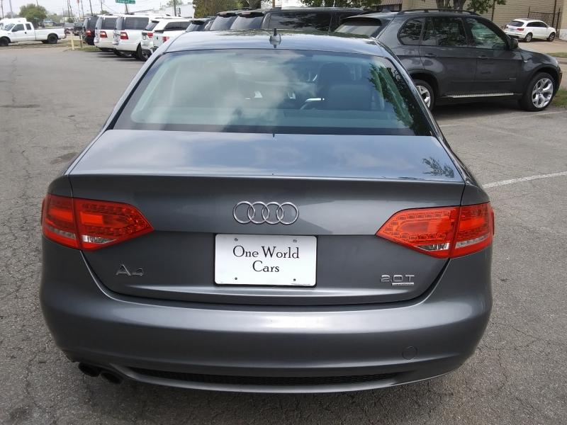 Audi A4 S-Line Plus Pkg AWD 1 Owner 2012 price $12,995 Cash