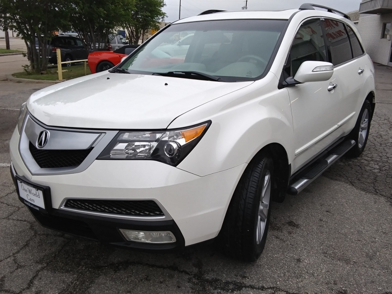 Acura MDX AWD Tech Pkg Nav 1Owner 2011 price $11,995 Cash