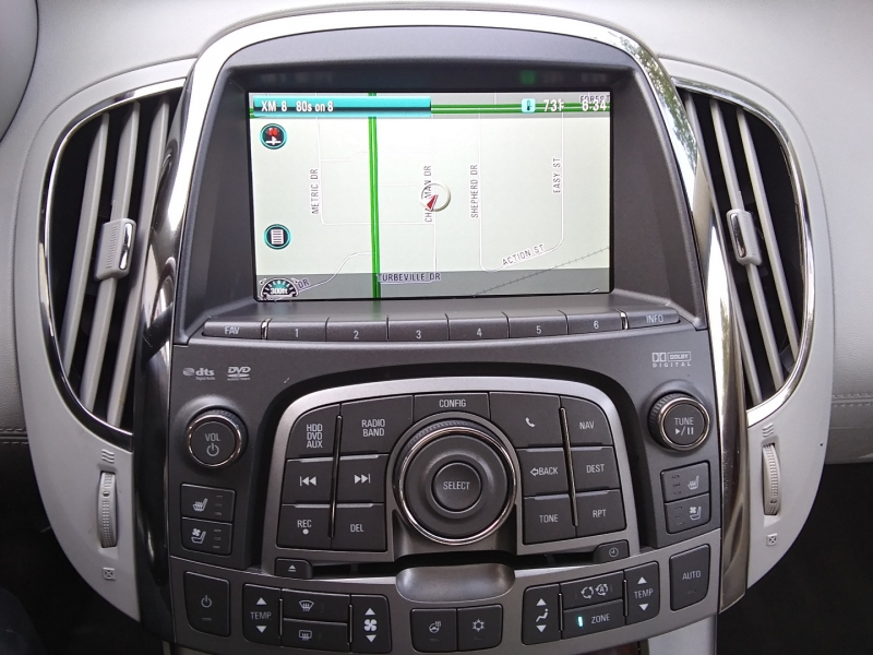 Buick LaCrosse Touring Nav P.Roof 2012 price $13,995 Cash