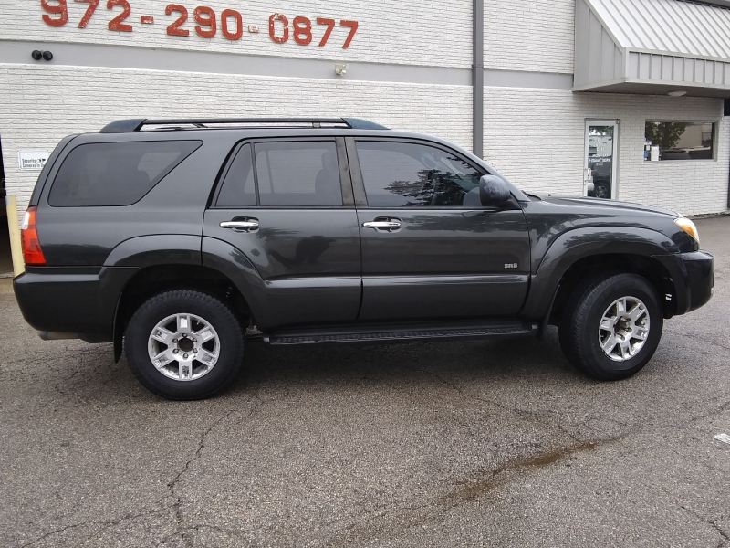 Toyota 4Runner Leather 3Rd Seat 1Owner 2007 price $8,495 Cash