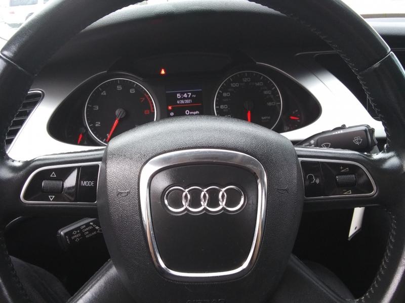 Audi A4 Premium Plus AWD NAV 2010 price $9,995 Cash