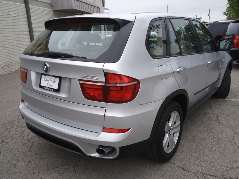 BMW X5 35i AWD 1 Owner 2011 price $13,995 Cash