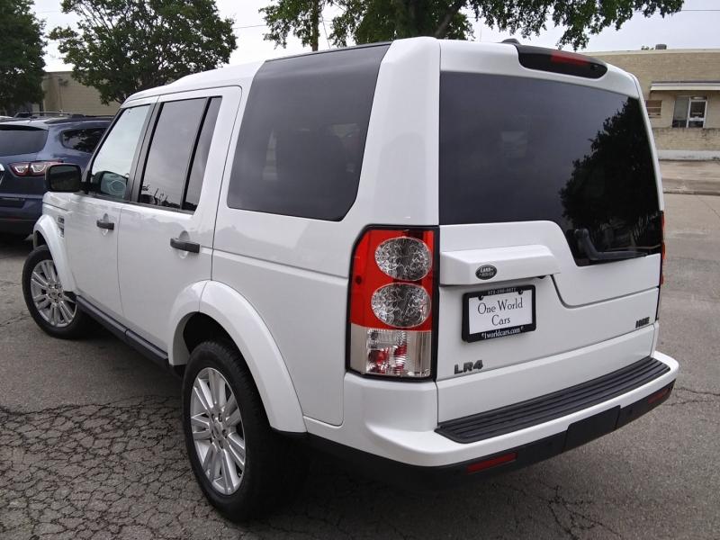 Land Rover LR4 4WD V8 HSE 2011 price $13,995 Cash