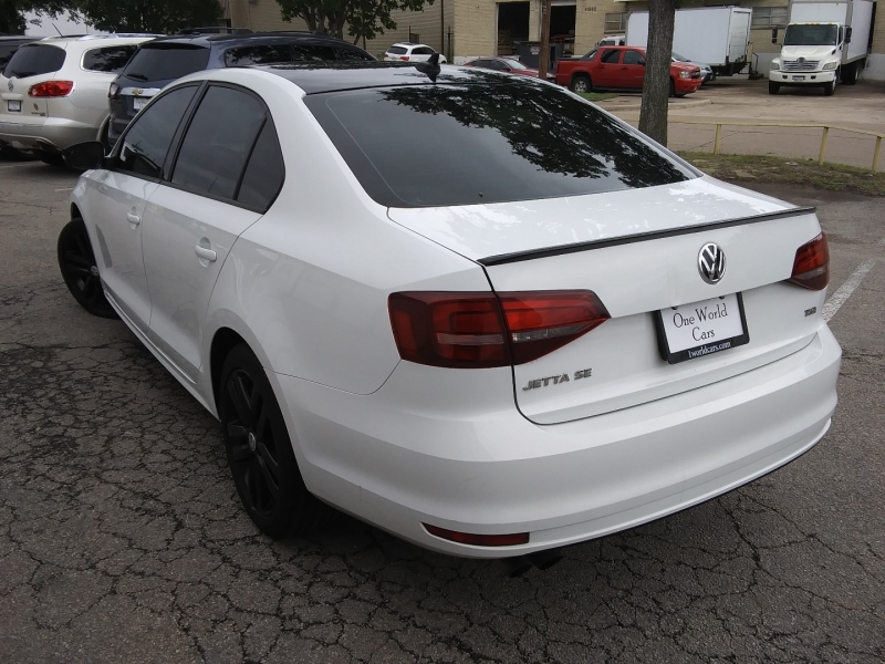 Volkswagen Jetta SE Sport 1 Owner 2018 price $14,995 Cash