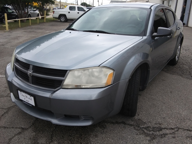 Dodge Avenger SXT 2010 price $3,995 Cash