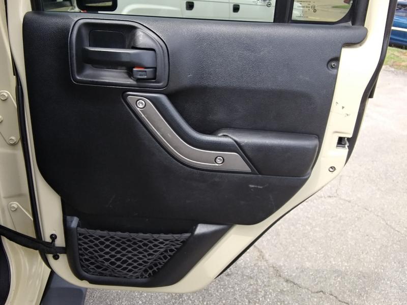 Jeep Wrangler Sport 4WD 1 Owner 2011 price $19,495 Cash