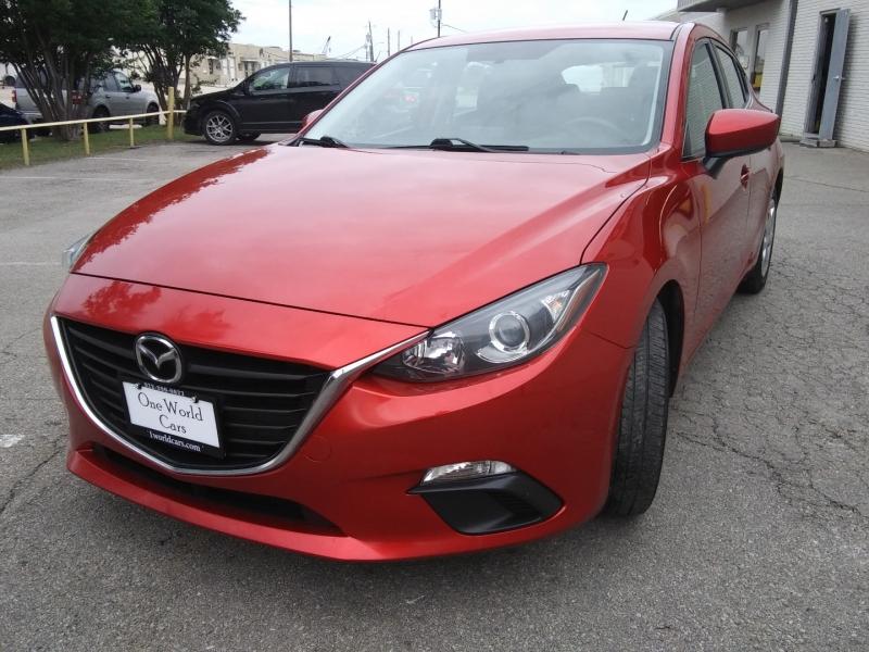 Mazda Mazda3 i Sport Manual 1 Owner 2016 price $13,995 Cash