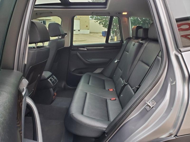 BMW X3 AWD xDrive28i 1 Owner 2014 price $11,995 Cash