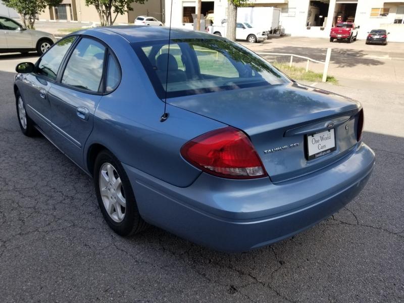 Ford Tauruse SEL 2007 price $5,995 Cash