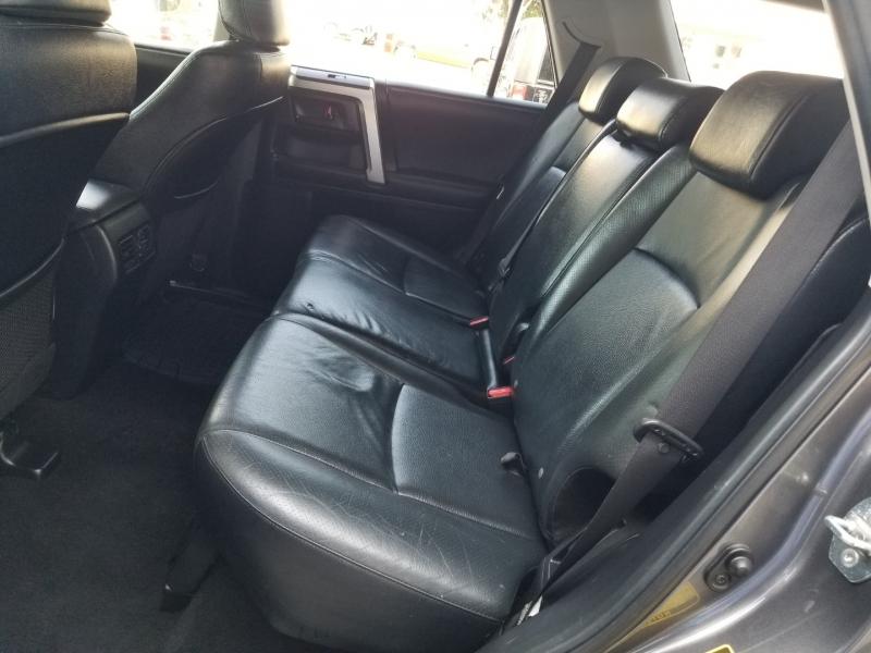 Toyota 4Runner V6 Limited Nav Roof 2010 price $19,995 Cash