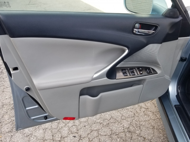 Lexus IS 250 Sport Manual 1 Owner 2008 price $12,995 Cash