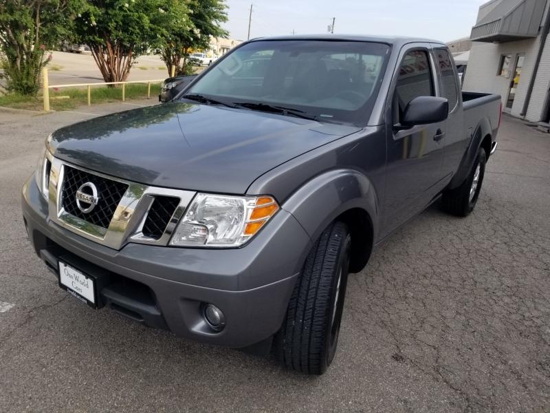 Nissan Frontier King Cab SV Auto 2019 price $22,995 Cash