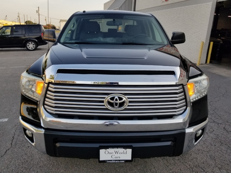 Toyota Tundra 4WD CrewMax 1Owner 2014 price $22,995 Cash