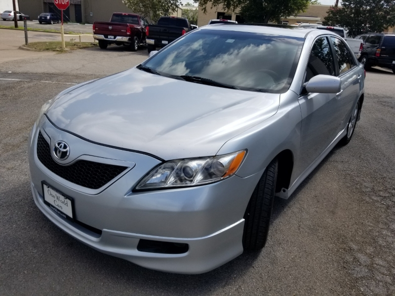 Toyota Camry SE V6 Leather Roof 2007 price $7,995 Cash