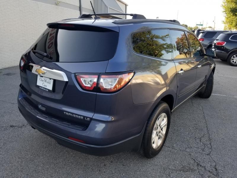 Chevrolet Traverse 2014 price $13,495 Cash