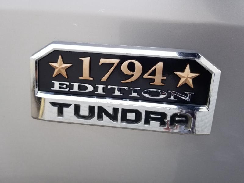 Toyota Tundra 4WD 1794 Edition 2014 price $31,995 Cash