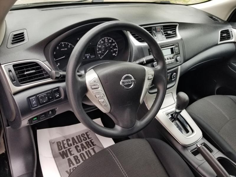 Nissan Sentra SV 2015 price $10,995 Cash